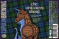 Lupulin Brewing Company - The Unicorn's Share