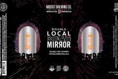 Modist Brewing Company - Double Local Dream Mirror Double Dry Hopped Double India Pale Ale