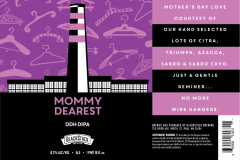 Blackstack Brewing - Mommy Dearest