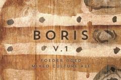 Boris V.1 - Foeder-aged Mixed-culture Ale