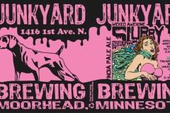 Junkyard Brewing - Wicked Awesome Slurry