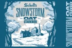 Schell's - Snowstorm Oat Starkbier