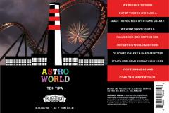 Blackstack Brewing - Astro World