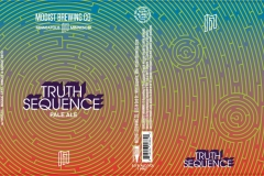 Modist Brewing Co - Truth Sequence Pale Ale
