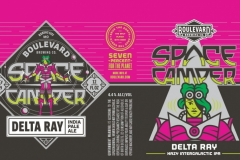 Boulevard - Space Camper Delta Ray