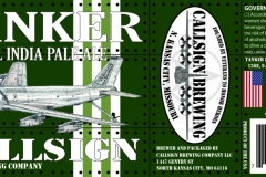 Callsign Brewing Company - Tanker Imperial India Pale Ale