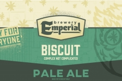 Brewery Emperial - Biscuit Complex Not Complicated Pale Ale