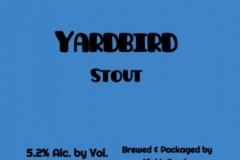 Nimble Brewing - Yardbird