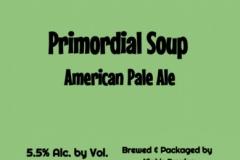 Primordial Soup - American Pale Ale
