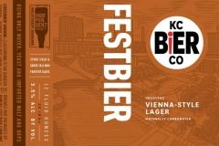 Kc Bier Co - Festbier