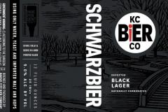 Kc Bier Co - Schwarzbier
