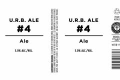 Urban Chestnut Brewing Company - U.r.b. Ale #4