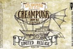 Steampunk Brew Works - Creampunk