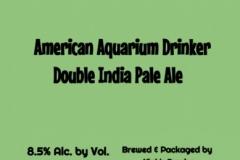 American Aquarium Drinker - Double India Pale Ale