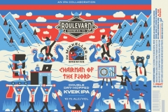 Boulevard - Chairman Of The Fjord