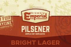 Brewery Emperial - Pilsener Complex Not Complicated