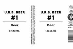 Urban Chestnut Brewing Company - U.R.B. Beer #1