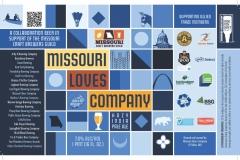 Missouri Beer Company - Missouri Loves Company