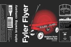 Alpha Brewing Company - Fyler Flyer