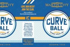 Martin City - Curve Ball
