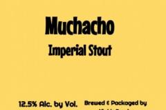 Nimble Brewing - Muchacho Imperial Stout