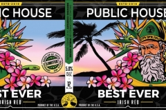 Public House Brewing Company - Best Ever Irish Red