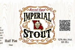 Missouri Beer Company - Barrel Aged Imperial Stout