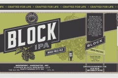 Cinder Block Brewery Llc - Block