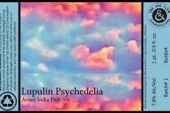 Ebb And Flow - Lupulin Psychedelia Avant