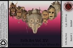 Ebb And Flow - Folk Art Vol. Xv