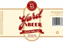 Double Shift Brewing Company - Yard Beer