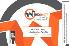 Wind Shift Brewing - Pendulum Theory