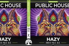 Public House Brewing Company - Hazy India Pale Ale