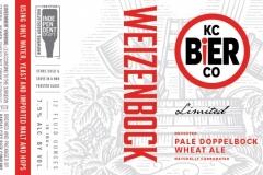 Kc Bier Co - Weizenbock