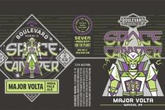 Boulevard - Space Camper Major Volta