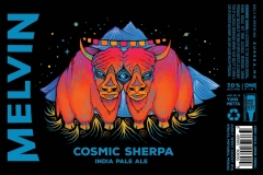 Cosmic Sherpa - India Pale Ale