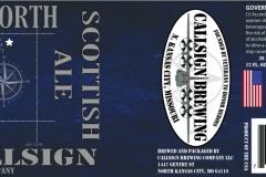 Callsign Brewing Company - 39 North Scottish Ale