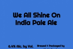 Nimble Brewing - We All Shine On
