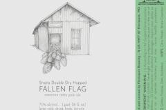 Florissant Brewing - Strata Ddh Fallen Flag