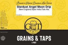 Grains & Taps - Stardust Angel Moon Drip