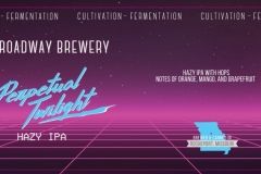 Broadway Brewery - Perpetual Twilight