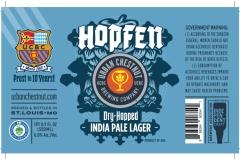 Urban Chestnut Brewing Company - Hopfen
