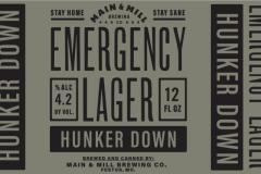 Hunker Down -
