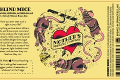 Mother's Brewing Co - Three Blind Mice