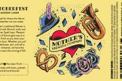 Mother's Brewing Co - Oktoberfest
