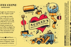 Mother's Brewing Co - Winter Grind
