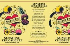 Mother's Brewing Co - Sunshine Chugsuckle