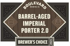 Boulevard - Barrel-aged Imperial Porter 2.0