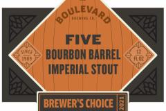 Boulevard - Five Bourbon Barrel Imperial Stout
