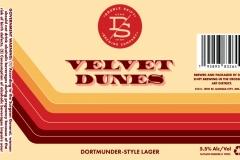 Double Shift Brewing Company - Velvet Dunes
